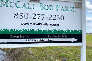 After 54 Years, Family-Run McCall Sod Farm  Survives-and Thrives-in the Florida Panhandle